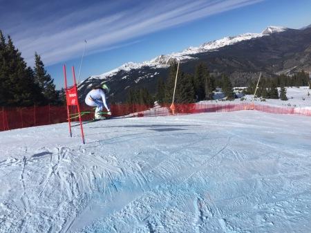 Ania - 17.11.2015 - Copper Mountain training